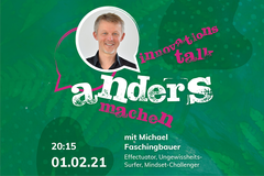 Andersmachen – der Innovationstalk am 1. Februar 2021