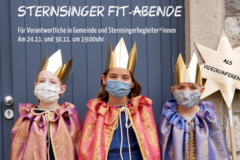 Digitale Sternsinger-Fit-Abende